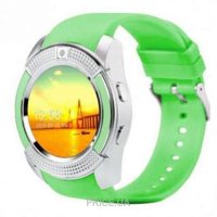 Фото UWatch V8 (Green)