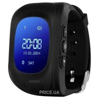 Фото Atrix Smart watch iQ300 GPS (Black)