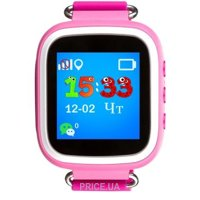 Фото Atrix Smart watch iQ200 GPS (Pink)