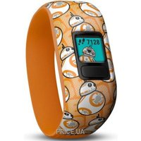 Фото Garmin Vivofit 2 Junior Star Wars BB-8 (010-01909-01)
