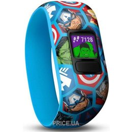 Garmin Vivofit 2 Junior Marvel Avengers (010-01909-02)