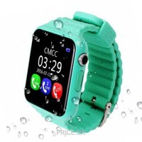 Smart Baby Watch V7K (Green)