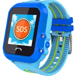 Фото UWatch Kids waterproof Smart Watch DF27 (Blue)