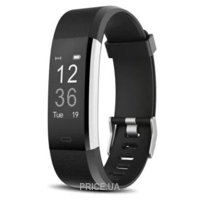 Фото UWatch ID115HR Plus (Black)