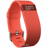 Фото Fitbit Charge HR Large (Tangerine)