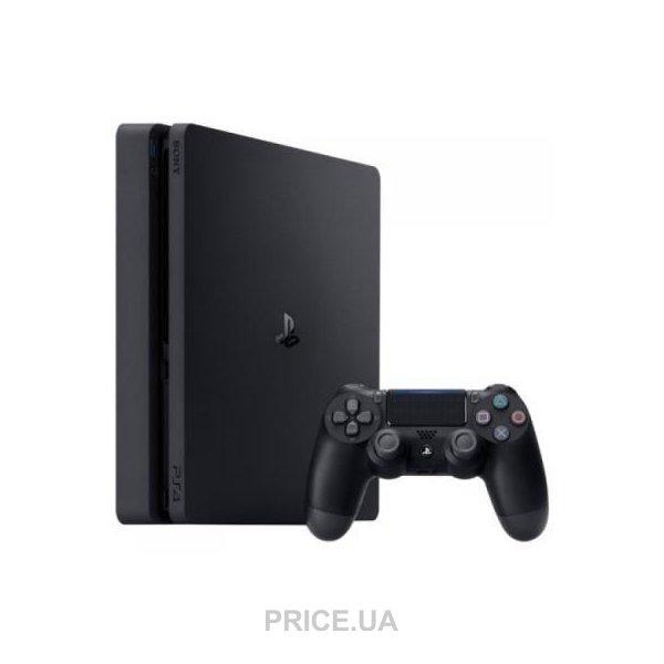 23149e4ac16b Sony PlayStation 4 Slim 500Gb  Купить в Харькове - Сравнить цены на ...