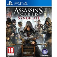 Фото Assassin's Creed Syndicate (PS4)