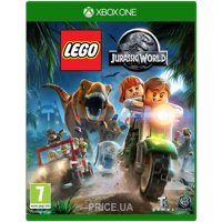 Фото Lego Jurassic World (Xbox One)