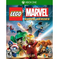 Фото LEGO Marvel Super Heroes (Xbox One)