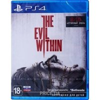 Фото The Evil Within (PS4)