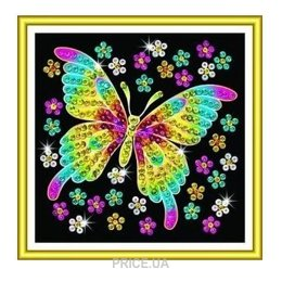 Sequin Art 60 Butterfly (SA1325)