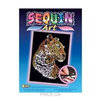 Фото Sequin Art BLUE Leopard (SA1208)