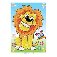 Sequin Art LASER Lions (SA1318)