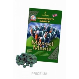 Фото Zebco Mussle Mania 10mm 1kg пеллетс