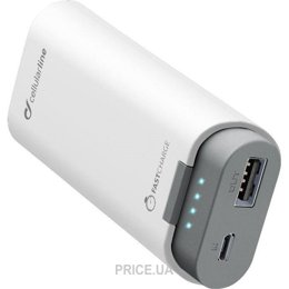 Cellular Line FreePower 5200 mAh white (FREEP5200W)