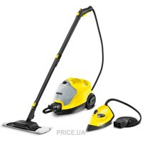 Karcher SC 4 + Iron Kit