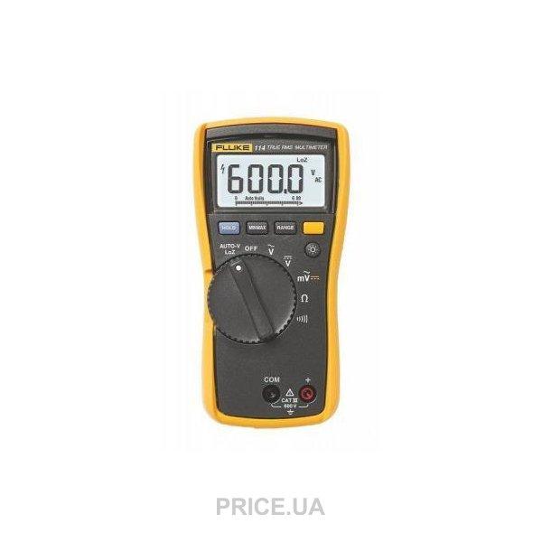Fluke 114: Купить в Харькове - Сравнить цены на мультиметры, тестеры