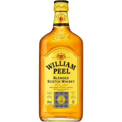 Виски William Peel Blended Scotch Whisky 0.7 л 40% (3107872000507)